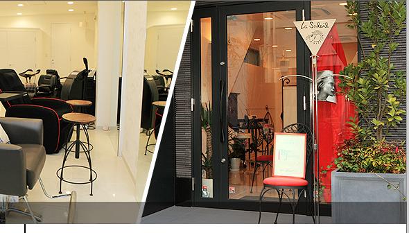 美容院 美容室 ベル・ジュバンス 神戸市 兵庫 デトックス ヘアースタイル 店舗概要・地図